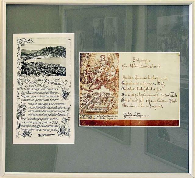M18 - Historische Postkarten