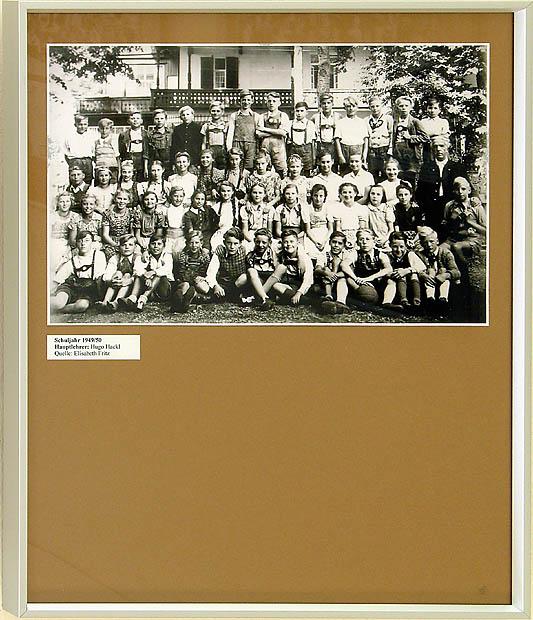 O15 - Schuljahr 1949/50