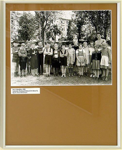 O16 - Im 1. Schuljahr, 1953
