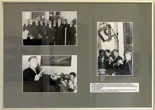 O22 - Jubiläum des Liederkranzes 1955