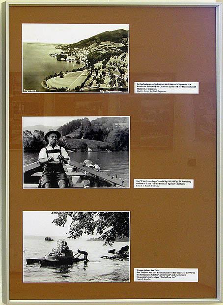 W11 - Tegernsee vom See aus - II