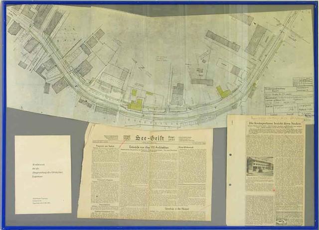 W18 - Pläne zur Neugestaltung des Ortszentrums